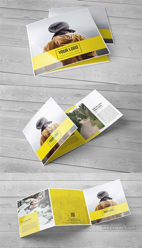 Brochure Design Ideas by 26 Best And Creative Brochure Design Ideas For Your Inspiration
