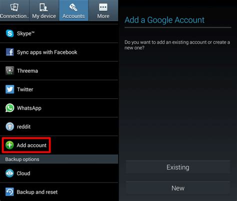 how to add a device to an account step by step guide books how to add another account to your android device