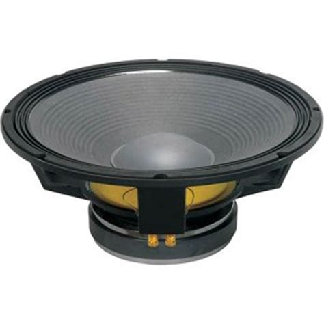 Speaker Acr C 1018 W 15 quot heavy duty replacement pro woofer paper cone cloth edge 8 ohm w 15090