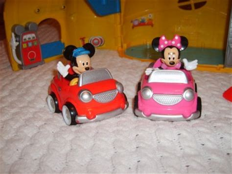 mickey mouse clubhouse play set garage shoe house mickey