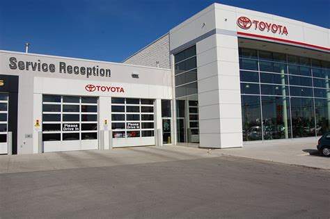 Toyota Service Stop By The 1 Certified Toyota Dealer In Ontario