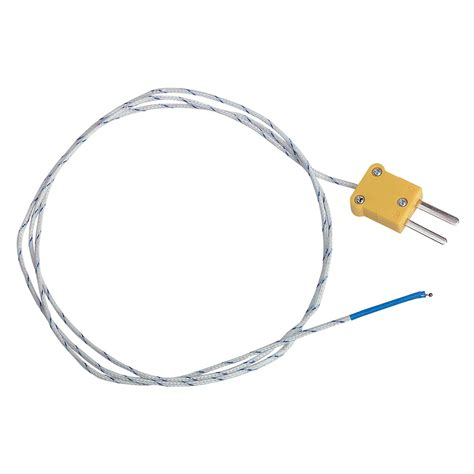 bead type thermocouple bead wire type k temperature probe 40 to 482f