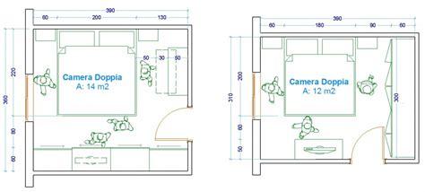 dimensioni minime da letto le misure dell uomo nell abitazione la da letto
