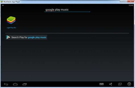 bluestacks can t login to google google music for pc download play music app pc installation