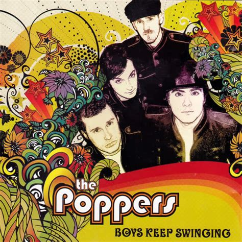 boys keep swinging boys keep swinging by poppers the music rastilho records