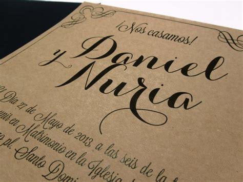 invitaciones para bodas papel kraft tubodamovil donde comprar papel kraft para invitaciones foro distrito federal bodas mx