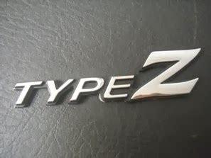 Emblem Honda 11 emblem tulisan typez ukuran 11x2 7cm