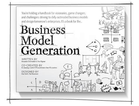 Business Model Generation Book Pdf