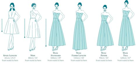 What Is Your Favorite Hem Length by Choose Length For Bespoke Bridesmaid Dresses In One Clothing