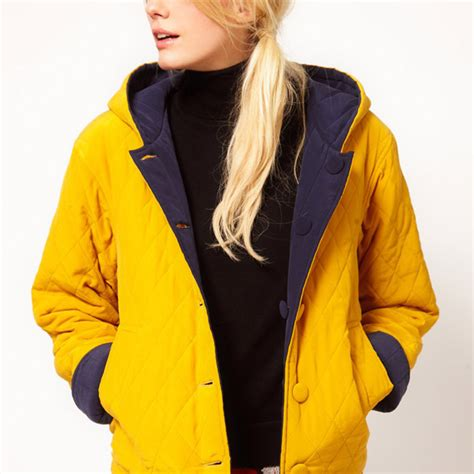 Winter Yellow winter coats in summer colors yellow cool