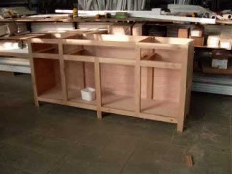 meuble bois buffet furniture making   YouTube
