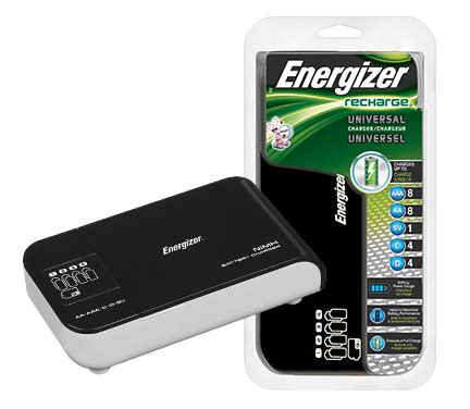 energizer nimh battery charger light universal battery charger energizer recharge