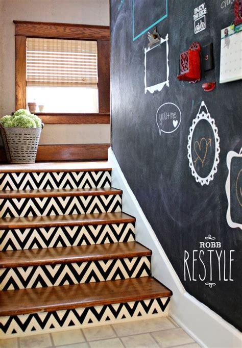 parati per interni decorare e personalizzare la scala per interni garden house