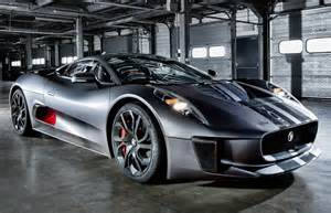 jaguar c x75 the hybrid supercar cars zone