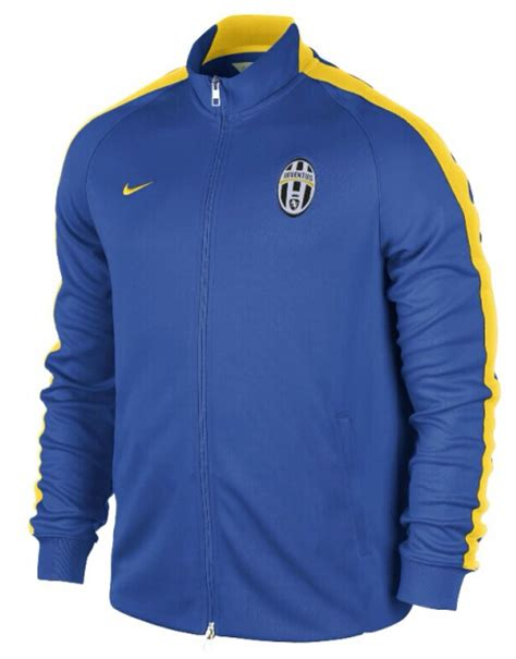 Jaket Hoodies Juventus Blue juventus fc 14 15 blue yellow n98 jacket juventus