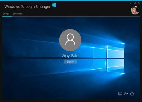 login wallpaper windows 10 change how to change the login screen background in windows 10