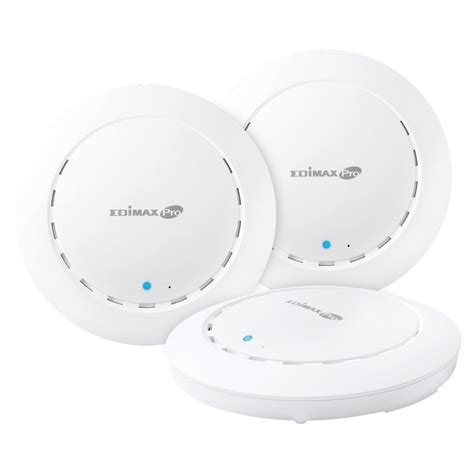 Edimax Cap300 2 X 2 N Ceiling Mount Poe Access Point Murahmeriah 1 2 x 2 n300 ceiling mount poe access point 3 pack edimax