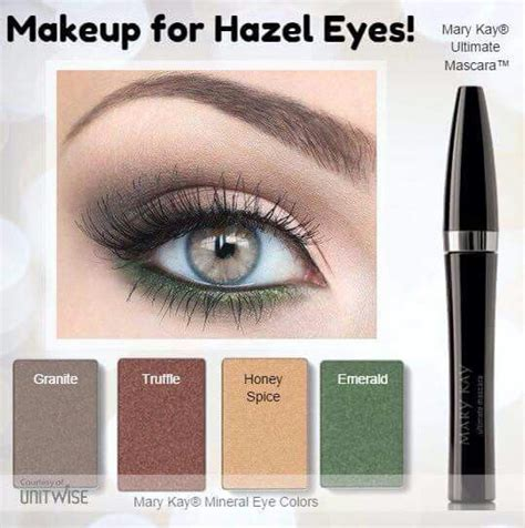 what color eyeshadow for hazel beautiful eye colors for hazel shop www marykay