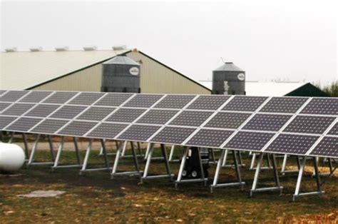 Solar Rack by Sunracksolar Solar Racking And Mounting For Solar Panels