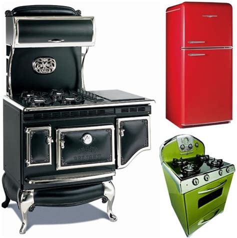 cool appliances for kitchen retro kitchen appliance designs cool cliche or kitsch