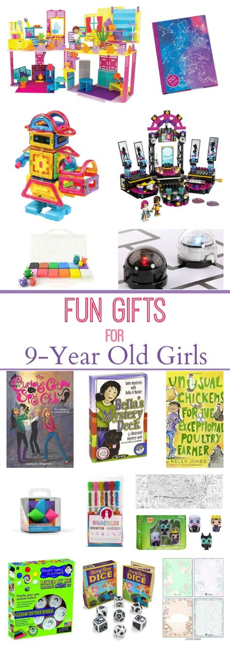 christmas gifts for nine year old girls gifts for 9 year imagination soup