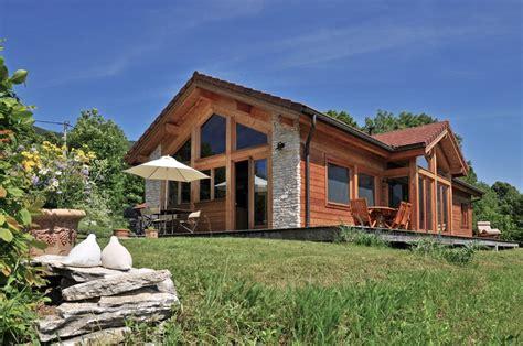 maison 224 ossature bois int 233 gr 233 e au paysage du vercors la