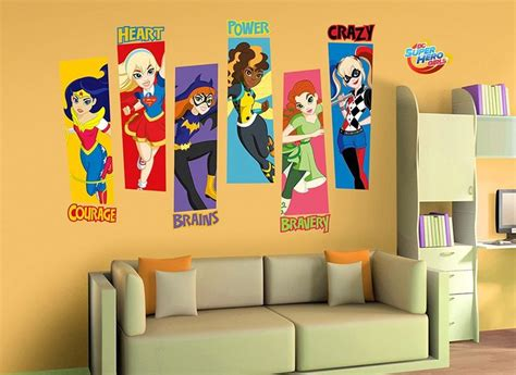 girls superhero bedroom 25 best ideas about dc super heroes on pinterest