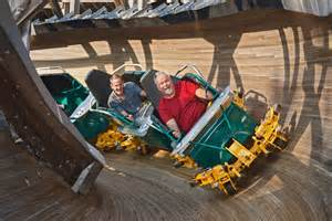 theme park names that havent been used bobsled or roller coaster flying turns thrill ride