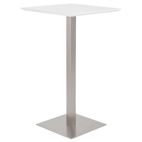 White Bar Table Modern Bar Tables Ethan White Bar Table Eurway