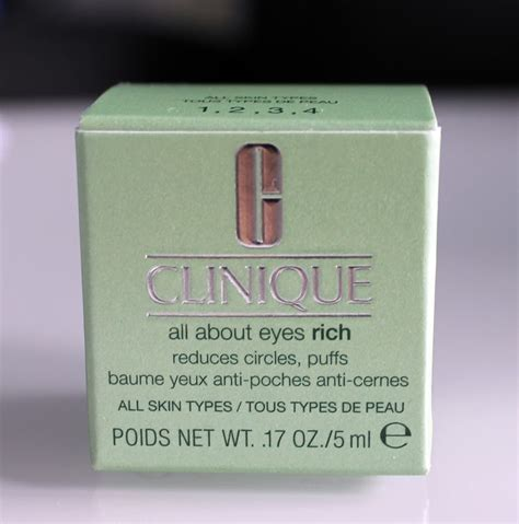 Clinique All About Rich 5ml clinique all about rich nutturap 228 228