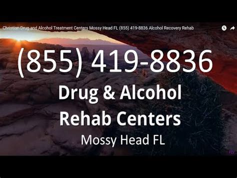 Christian Detox Florida by Christian And Treatment Centers Mossy Fl