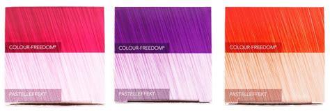 jetzt wird es bunt mit colour freedom ultra vibrant