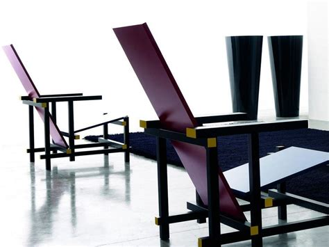 sedia di rietveld foto sedia rietveld di valeria treste 331128