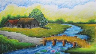 what is landscape drawing pastel tutorial how to draw a