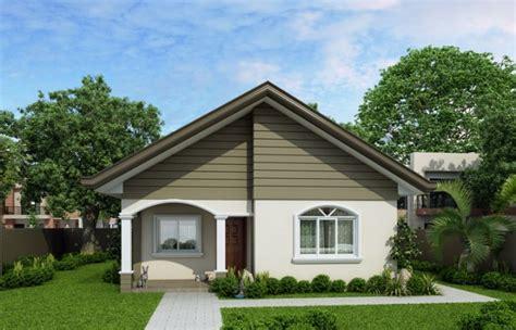 carmela simple   functional small house design