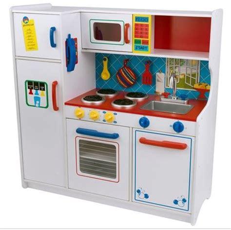 kidkraft deluxe let s cook kitchen on sale