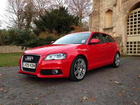 S Line Audi A3 For Sale by Used 2009 Audi A3 Tdi S Line For Sale In Wiltshire