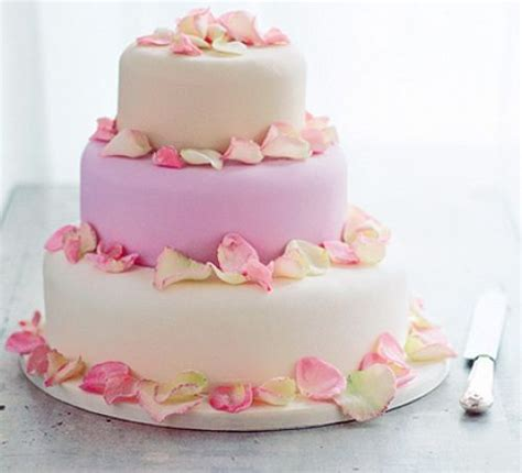 creating your wedding cake recipe bbc good food