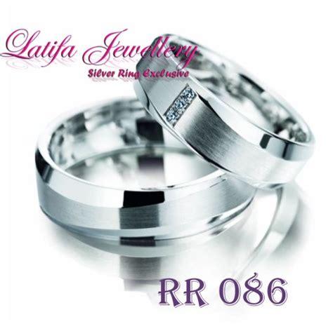 Cincin Kawin Tunangan Perak Kode Ac 86 085729272228 cincin kawin dan tunangan termurah