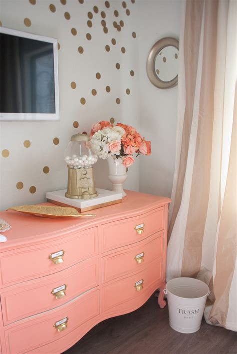 gold and coral bedroom the golden gumball machine just destiny