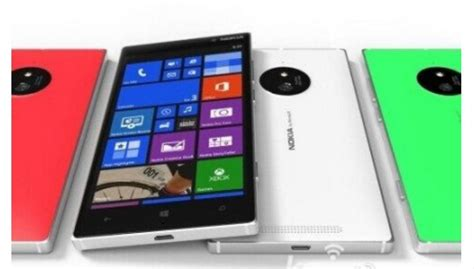 Microsoft Lumia 830 lumia 830 models with 13mp and 20mp pureview cameras expected