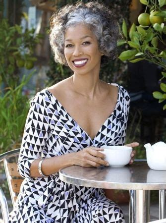 gray hair styles african american women over 50 17 best images about beautiful women on pinterest models