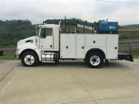 kenworth truck repair kenworth t370 2010 utility service trucks