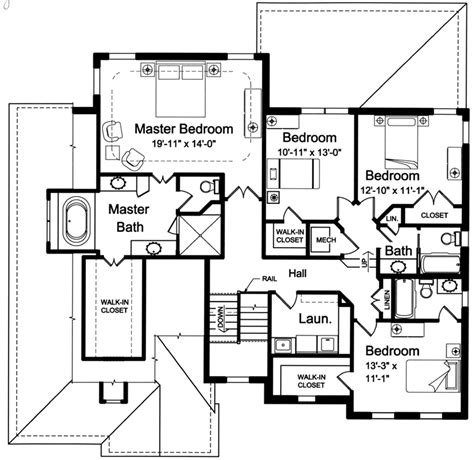 house plans with master suite on second floor first floor master bedroom addition plans ideas with