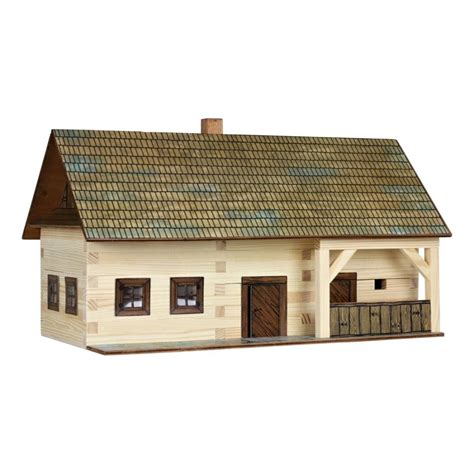 casa contadino hobby kit maso contadino kit casa in legno walachia w03