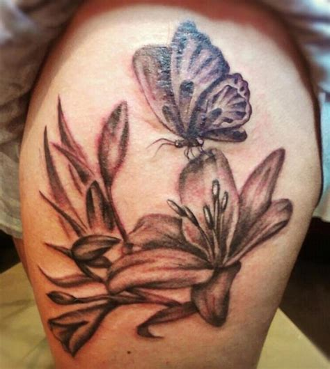 beautiful flowers tattoo designs 50 butterfly tattoos with flowers for nenuno creative