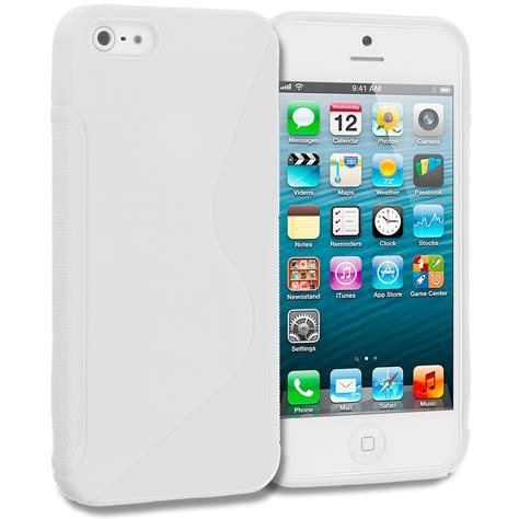 Robot Iphone 5g5s color tpu solid s shape s line rubber skin cover for apple iphone 5 5g 5s ebay