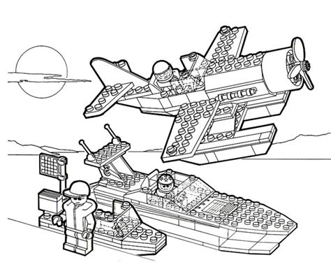 lego boat coloring pages lego boat coloring pages coloring pages