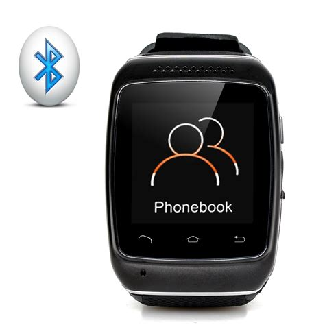 bluetooth smart watch wholesale black bluetooth sports smart watch from china
