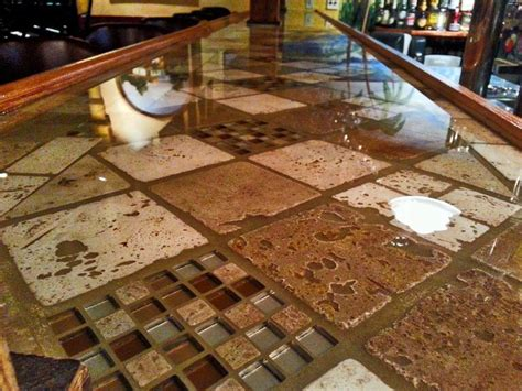 bar top varnish 178 best images about epoxy resin on pinterest